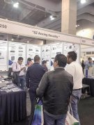 Anxing Attended 2018 Expo Seguridad in Mexico